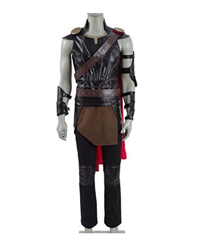 Custom Costumes Leather Work (Cosdaddy thor 3 Ragnarok Thors costume Armor Cosplay Outfit (custom, Full)