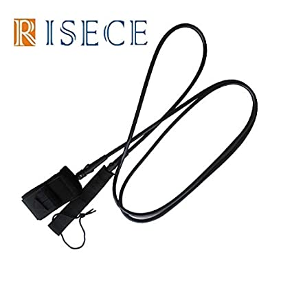 Pleasant Amazon Com Risece Surfing 9 10 Feet Leashes Tpu Foot Leash Rope Wiring Digital Resources Cettecompassionincorg
