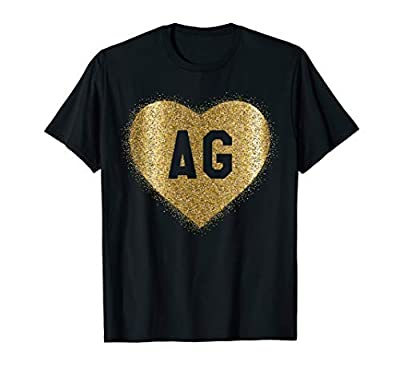 I Love AG T-Shirt