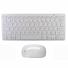 Wireless Keyboard and Mouse Combo, 2.4GHz USB