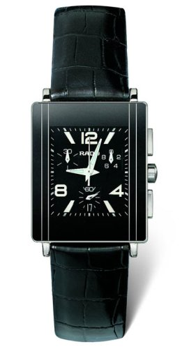 Rado Rad-2795 - Reloj de pulsera hombre, color negro
