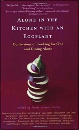 Image result for Alone in the Kitchen with an Eggplant book