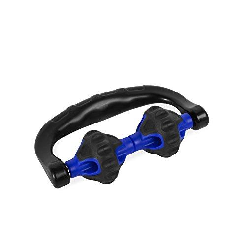 CAP Barbell HHG-020D Cap D-Shape Handheld Massage Roller by CAP Barbell