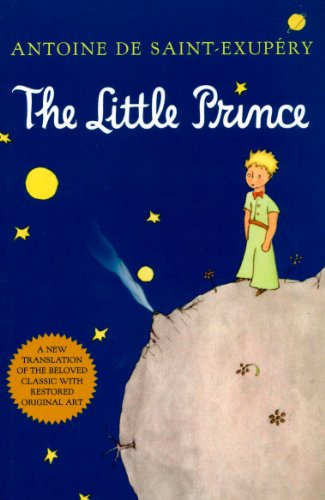 The Little Prince by [de Saint-Exupery, Antoine]