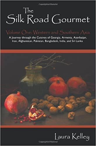 1 the silk road gourmet volume one western and southern asia 1 the silk road gourmet volume one western and southern asia laura kelley 9781440143052 amazon books forumfinder Images