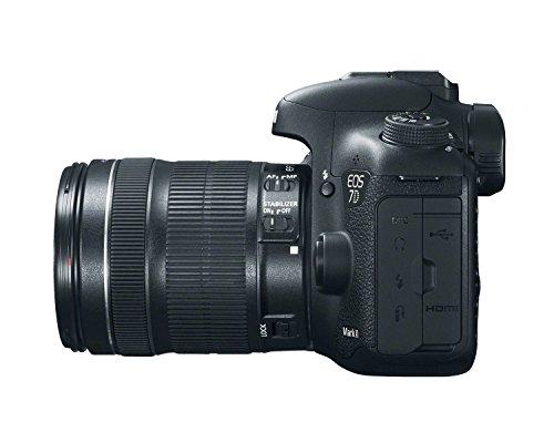 Canon EOS 7D Mark II Digital SLR Camera + 18-135mm is USM Lens 6