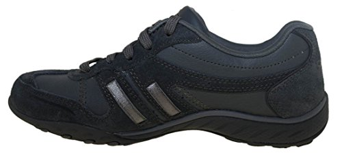 Breathe Skechers Easy Charcoal Day Modern Women's YAr8B8q5w1