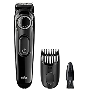 Braun Beard Trimmer for Men