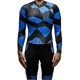 Uglyfrog 2018 New Summer Spring Mens Outdoor Sports Long Sleeve 3D Gel Pad Skinsuits Bike Suit Bicycle Cycling Clothing Set ZLTD02