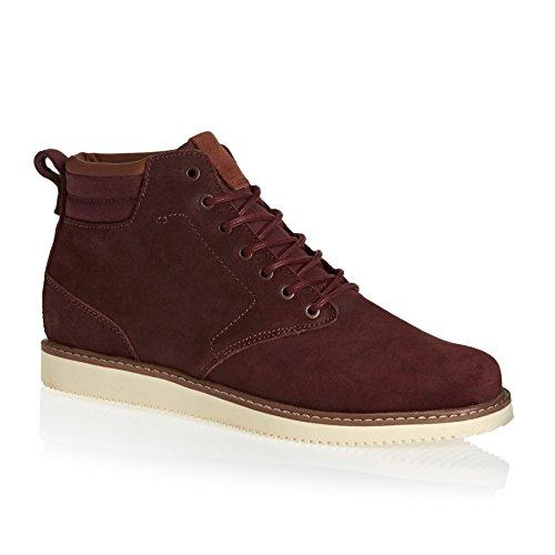 DC Shoes Mason - Winter Boots for Men ADYB700011 Burgundy q0m6TUwP