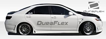 Amazon Com Duraflex Ed Muv 518 B 2 Side Skirts Rocker Panels 2