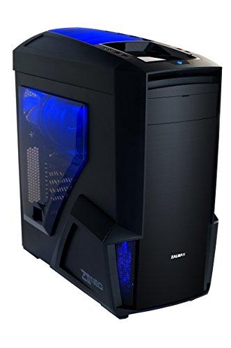 Zalman ATX Mid Tower PC Case Z11 NEO Agp Pci Slots