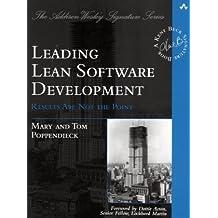 Poppendiec: Leadin Lean Softwa Devel