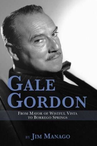 Buy gale gordon book