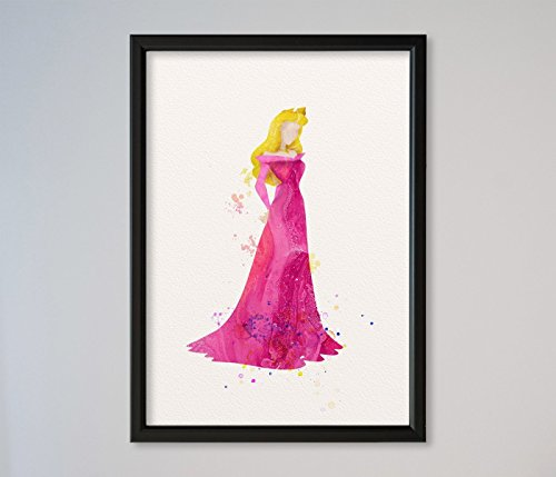 Princess Aurora Disney Sleeping Beauty Poster