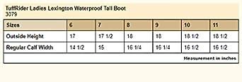 Tuffrider Lexington Kids Water Proof Tall Boots