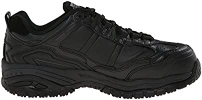 f9c41024781e2 Skechers for Work Men's Soft Stride-Chatham Lace-Up Slip Resistant ...