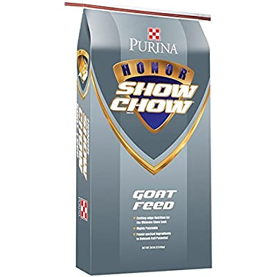 Purina Animal Nutrition Honor Show Chow Impulse Goat R20