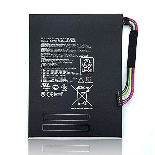 24Wh 7.4V C21-EP101 Battery for Asus Eee Pad Transformer TF101 TR101 Mobile Docking Series 3300mAh Batteria