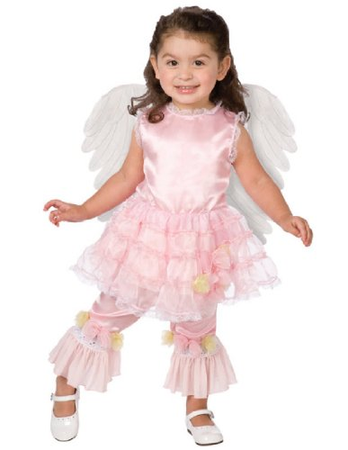 Costumes For All Occasions Lf1021T Lilac Angel Toddler 3-4 by Morris Costumes (Lilac Angel Toddler Costume)