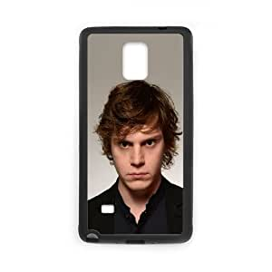 Even Peters Samsung Galaxy Note 4 Cell Phone Case Black Rrlri