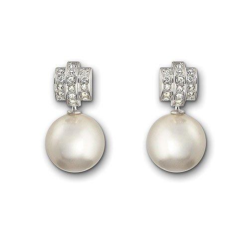 Swarovski Perpetual Pierced Earrings 1106454