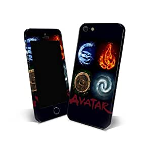 Skin Sticker 3m Cover Phone for LG L9 Protection Skin Design Avatar Cartoon NAV02
