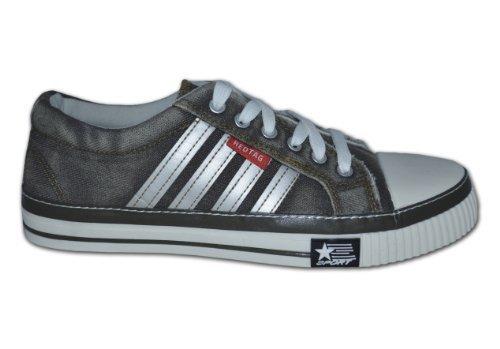 Red Tag , Herren Sneaker, Grün - Khaki - Größe: 10 UK