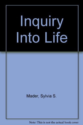Inquiry Into Life Pdf