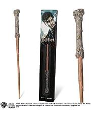 La Noble Collection Harry Potter Wand (boîte à fenêtre)