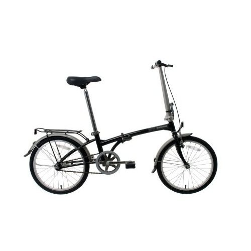 Dahon Boardwalk Folding Bike, Obsidian Best Price