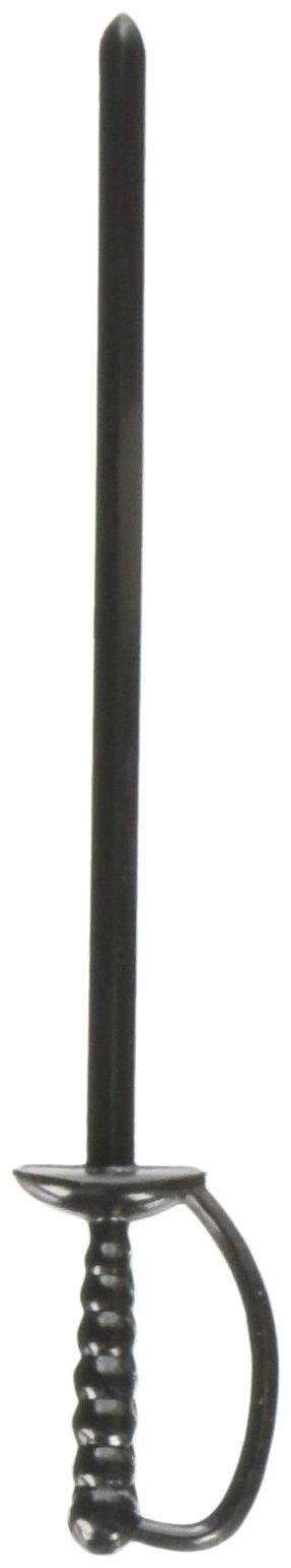 Barproducts Sword Cocktail Picks (Bag of 250), Black