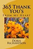img - for 365 Thank You's: From My Heart book / textbook / text book