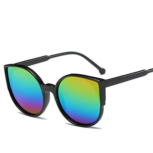 señora gafas gafas de de marea de E shing hombre sol de y Aoligei El sol América gafas moda sol Europa q6wwP78x