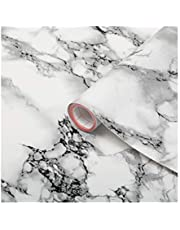 d-c-fix marmer marmi wit plakfolie, vinyl, 200 x 67,5 cm
