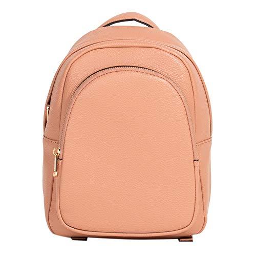 Pink Backpack Women Claire Parfois Pastel R5W6nIHH