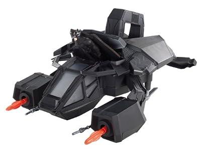 Batman The Dark Knight Rises The Bat Vehicle by Mattel