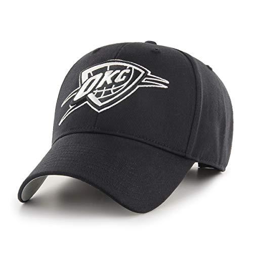 920b0be58e6d NBA Oklahoma City Thunder OTS All-Star Adjustable Hat, One Size, Black &  White
