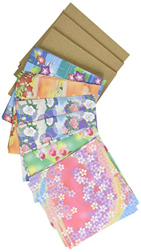 Aitoh FLCKFC Origami Paper, 5.875-Feet x5.875-Inch, 200-Sheets
