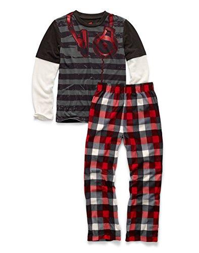 Hanes 6019A Boy s Sleep Set product image