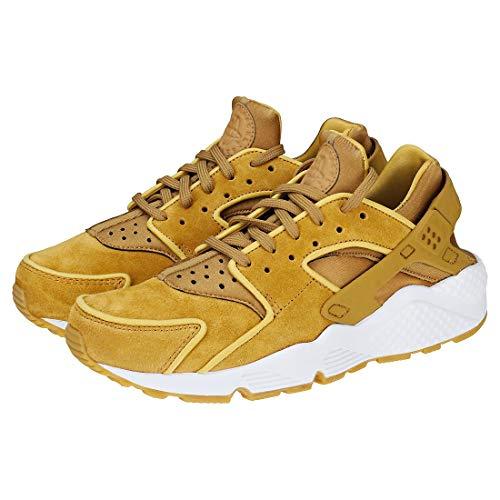 Gold Scarpe Prm Nike Huarache Multicolore Basse wheat Bronze Wmns Air Ginnastica 001 muted Run Da muted Donna Bronze xwSaqSIX