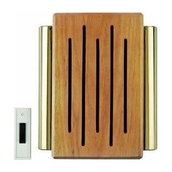 Carlon Lamson Amp Sessons Rc3306f Wood And Brass Wireless