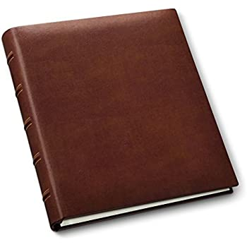 Amazon.com: Gallery Leather Classic Leather Album, British Tan ...