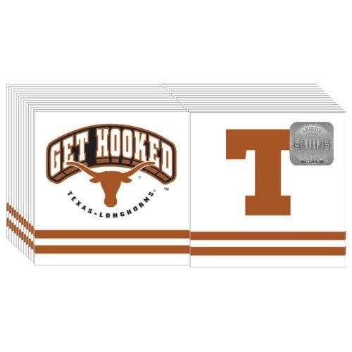 Texas Longhorns Napkins - 3 ply - 150