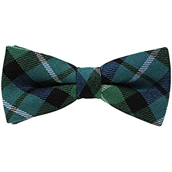 1706d7b8f8a2 Luxury Lamont Ancient Tartan 'Sophisticate' Classic Adjustable Pre-tied Bow  Tie