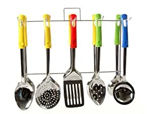 This Is A Set Of 5 Kitchen Tools (in 4 Colors), Case of 120