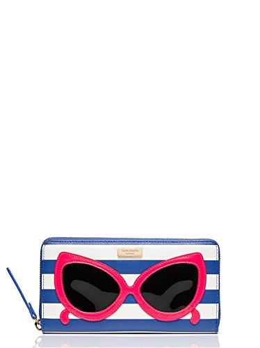 Kate Spade Neda Made A Splash Sunglasses Zip Wallet - Custom Sunglasses Sized