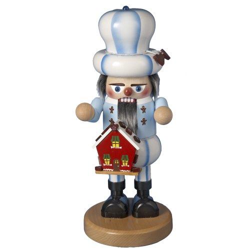 Steinbach Kurt Adler Gingerbread Baker Nutcracker, 14-Inch