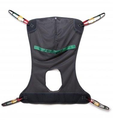 Lumex FMC114 Full-Body Mesh Commode Sling, Medium