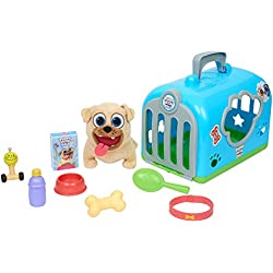 Puppy Dog Pals Rolly Groom & Go Pet Carrier
